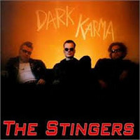 The Stingers - Dark Karma (CD, Uusi)