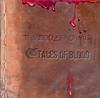 The Boozehounds - Tales Of Blood (CD, Uusi)