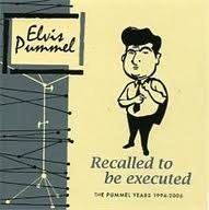 Elvis Pummel - Recalled (CD, New)