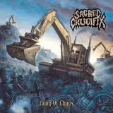 Sacred Crucifix - Aeon of Chaos (CD, Used)