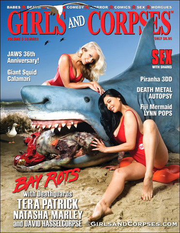 Girls And Corpses - Vol 5 Summer