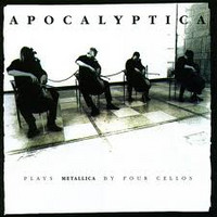 Apocalyptica - Plays Metallica by four cellos (CD, Used)