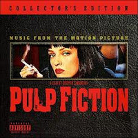 Pulp Fiction Soundtrack (käytetty)