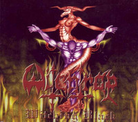 Witchtrap - Witching Black (CD, Used)