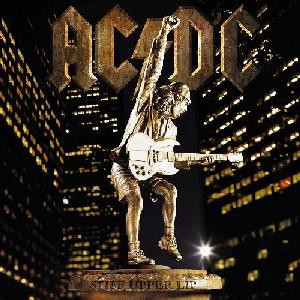 AC/DC - Stiff Upper Lip (CD, Used)