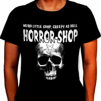 Horror-Shop logoshirt