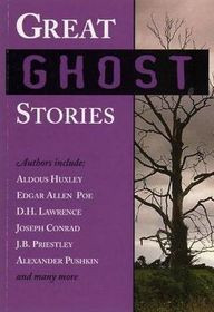 Great Ghost Stories (used)