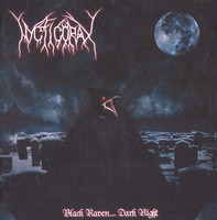 Nycticorax - Black Raven...Dark Night (CD, Uusi)
