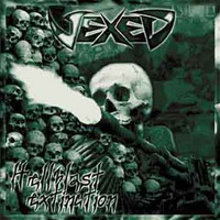 Vexed - Hellblast Extinction (CD, New)