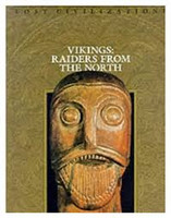 Vikings: Raiders from the North (Lost Civilizations) (used)