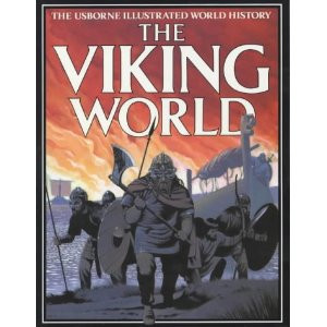 Viking World (Usborne Illustrated World History) (used)