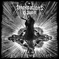Uncreation's Dawn - Holy Empire Of Rats (CD, New)