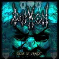 Darkmoon - Seas of Unrest (CD, Used)