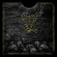 Balance Interruption - Era II: Deserts of Ashes (CD, New)