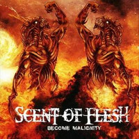 Scent Of Flesh - Become Malignity (CD, Used)