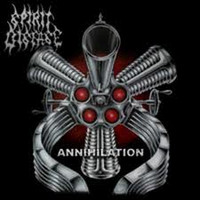 Spirit Disease - Annihilation (CD, Used)