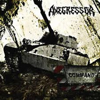 Axegressor - Command (CD, Used)