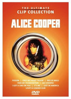 The Ultimate Clip Collection - Alice Cooper (used)