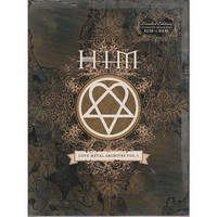 HIM : Love Metal Archives Vol 1 Limited Edition (used)