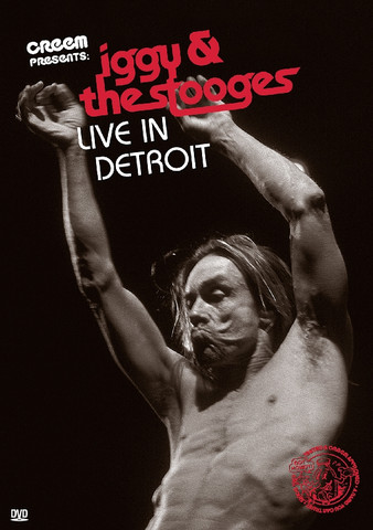 Iggy & the Stooges - Live in Detroit (käytetty)