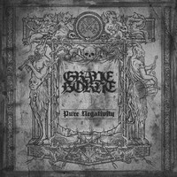Graveborne – Pure Negativity (CD, Used)