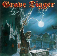 Grave Digger - Excalibur (CD, New)