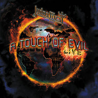 Judas Priest - A Touch of Evil Live (CD, Used)