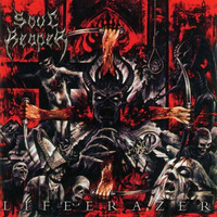 Soulreaper - Life Erazer (CD, Used)