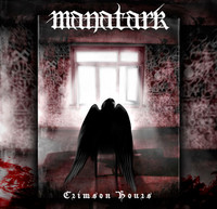 Manatark - Crimson Hours (CD, Used)