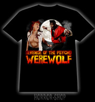 Revenge of the Psycho Werewolf