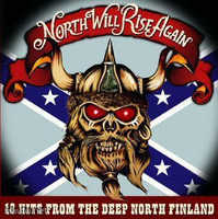 North Will Rise Again - 18 Hits From The Deep North Finland (Käytetty)