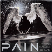 Pain – Nothing Remains The Same (CD, Used)