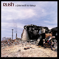 Rush – A Farewell To Kings (CD, Used)