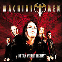 Machine Men &#8206 – No Talk Without The Giant (Used)
