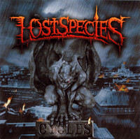 Lost Species  – Cycles 2CD (Used)