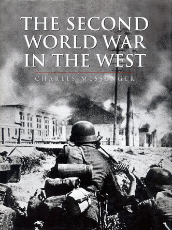 The Second World War In The West (used)