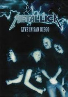 Metallica - Live In San Diego (used)