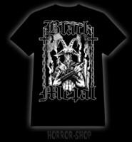 Black Metal Unholy Goat