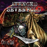 Avenged Sevenfold - City Of Evil (käytetty)