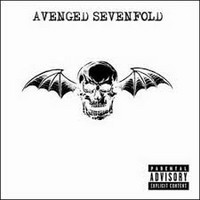 Avenged Sevenfold - Avenged Sevenfold (käytetty)