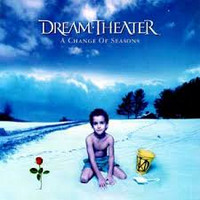 Dream Theater - A Change Of Seasons (käytetty)