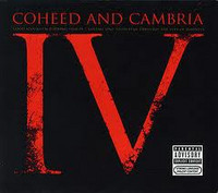 Coheed And Cambria - Good Apollo I'm Burning Star IV.Vol.1 (käytetty)