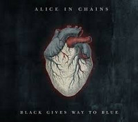 Alice In Chains - Black Gives Way To Blue (käytetty)