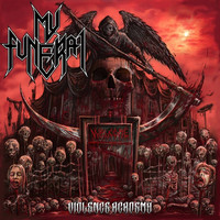 My Funeral - Violence Academy (CD, New)