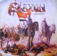 Saxon - Crusader (LP, Uusi)