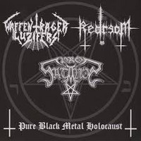 Waffenträger Luzifers/Redreom/Prosatanos - Pure Black Metal Holocaust (CD, New)