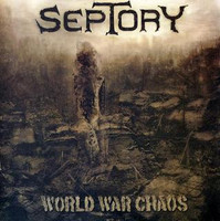 Septory - World War Chaos (CD, Uusi)