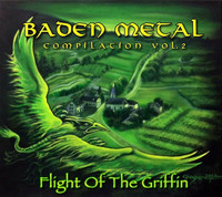 Baden Metal Compilation vol. 2 - Flight Of the Griffin (CD, Uusi)