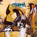 Sigma - Sigma (CD, Used)
