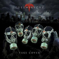 Queensrÿche - Take Cover (CD, Käytetty)